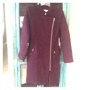 Women's Grayson Boiled Wool Coat